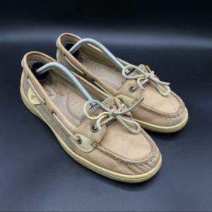 SPERRY TOP SIDER Leather ANGELFISH 9102047 Shoes
